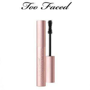 """""""NEW' Too Faced Better Than Sex """"Black"""" Mascara"""